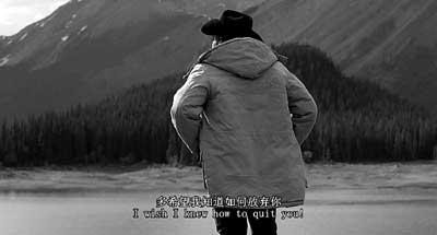 只是一起走过一段路而已  何必把怀念弄得比经过还长