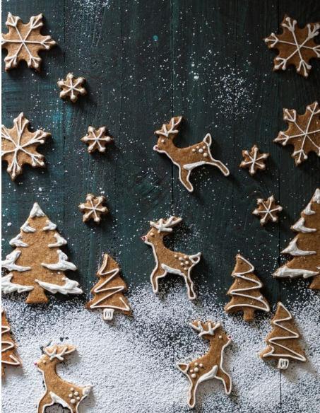 全球最正宗的8大圣诞美食,美味又养眼!
