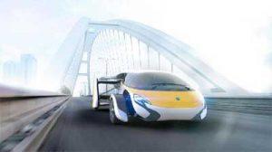 会飞的汽车年内将售!科幻世界成现实!