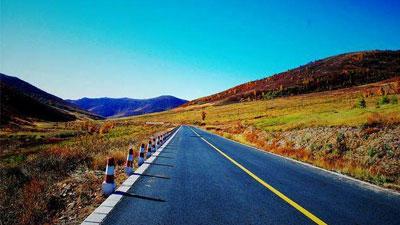 秋天最美的5条自驾游路线!把你的眼睛美哭!