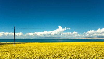 中国最美十大湖泊 好想全部去看看