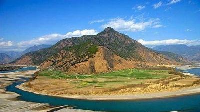 中国最眩目的十大奇美江湾