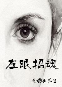 《左眼招魂》作者:南国子先生  恐怖推理小说,主写破案
