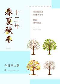 《十二年春夏秋冬》作者:今日不上朝丨校园暗恋文,分离十年后重逢