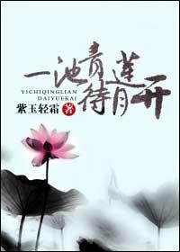 《一池青莲待月开》作者:紫玉轻霜丨武侠言情小说,男主是瞎子