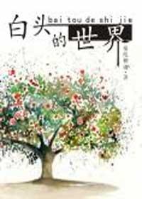 《白头的世界》作者: 报纸糊墙丨韩国情缘,女画家&大偶像,轻松幽默